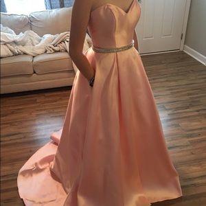 Jovani ballgown